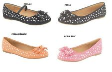 GIRLS INFANTS ADULT F A B SLIP-ON CASUAL SCHOOL FORMAL BALLET SHOES  FAB624