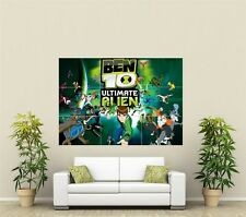 Ben 10 Giant XL Section Wall Art Poster KR123