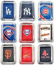 MLB Glass Ashtray (MLBASH)