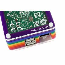 Pibow - Unique cases for the Raspberry Pi with GPIO Access