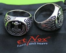 Stainless Steel Viking Mjölnir Thor's Hammer Ring  - Hammer of Thor Ring