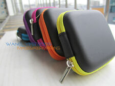 Mini Case bag pouch storage box for in ear headphones bluetooth headset