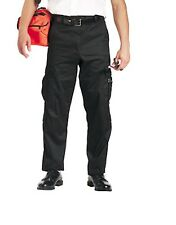 Black E.M.T PANTS Mens style 7823 ROTHCO XS thru 5XL avail.