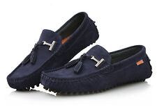 2013 Hot Sale Flat  Casual Shoes Men's Boat Shoe Suede Driving Moccasin