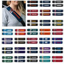 NFL Teams -  Seat Belt Shoulder Pad Covers