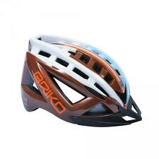 Cycling helmet Briko 5.0 cacao white and blue 100529