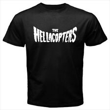 The HELLACOPTERS BAND By The Grace Black T-Shirt Size S to 3XL Brand New