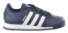 adidas Originals Orion 2 Mens Shoes Samba Running Leather Navy Blue/White g65610