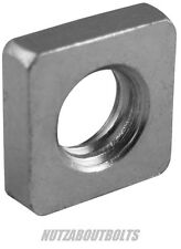 m3/4/5/6/8mm square nut/nuts a2 stainless metric choose size & qty