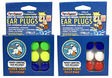 Ear Band-It Floatable Soft Silicone Putty Buddies Waterproof Ear Plugs - 91509