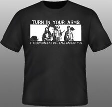 Turn in Your Arms - The Government will take care of you Propoganda Billboard