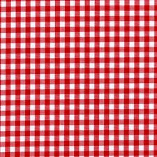 """45"""" Gingham Check Fabric  (1/4"""" check) 20 Yards Wholesale By The Bolt"""