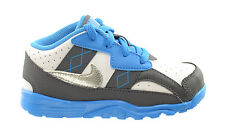 Nike Air Trainer SC Baby Toddlers Sneakers White/Silver-Blue-Grey 579808-102