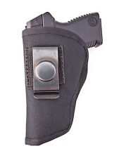 Colt 1911 Officer Compact, New Agent, Defender   Small of Back SOB IWB Holster