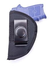 Cobra 380, HP22 | Small of Back SOB IWB Conceal Nylon Holster. MADE IN USA
