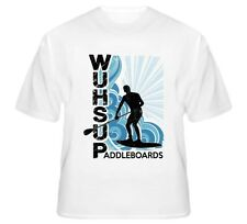 WUHSUP SUP Stand Up Paddleboard T-Shirt