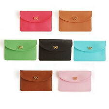Ribbon Lovely Color Subway Pass Card Credit Card Case Jamstudio