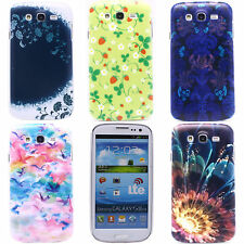 New Colorful Mark Hard Back Case Cover for Samsung Galaxy Grand Duos i9080 i9082