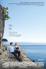 BEFORE MIDNIGHT FILM MOVIE POSTER A4 A3