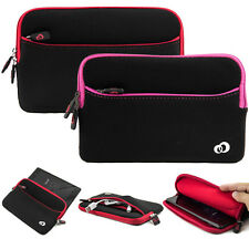 "Kroo FITT Travel Pouch Guard Slim Carrying Cover Bag for 7"" Android Tablets"