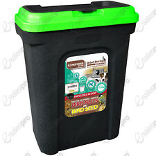 Pet food storage container from Kingfisher. Multi listing deals for 1, 2 or 3