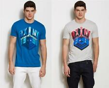New Armani Exchange AX Mens Slim/Muscle Fit 3D Graphic Logo Tee Shirt