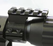 Tactical Accessory Rail Barrel or Scope Mount Mossberg Benelli Remington 1 inch