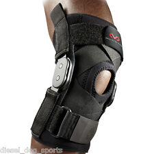 McDavid 429X Knee Brace w/ PSII Hinges and Cross Straps Level 3 Support