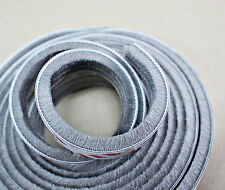 3pcs(x3) 3M Brush Inside Door & Window Draught Excluder Weather Strip Seal Tape