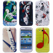 Trendy Sneakers Hard Back Protect Case for Samsung Galaxy Grand Duos i9080 i9082