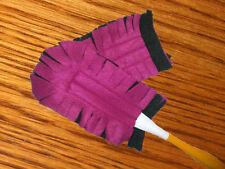 Remarkable reusable Swiffer Duster echo friendly Refill   Hot Pink & Black