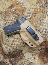 GUNNER's CUSTOM HOLSTERS SIG IWB CCW Holster Sweat Guard attached clip TUCKABLE!