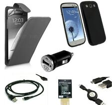 BATTERY/FLIP CASE/CAR CHARGER/CABLE&ALL ACCESSORIES SAMSUNG GALAXY FAME S6810