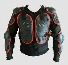 Bicycle Armor Outdoor Motorcycle Armor Sports Armor Body Protection S M L XL XXL