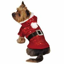 Santa Claus Dog Hoodie by Zack & Zoey Christmas Dog Clothes