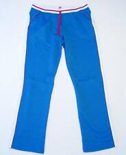 Nike Sphere Dry Moisture Wicking Blue Tennis Pants Womans Large L NWT