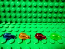 "Lego 2 pcs of Light parts eye train bulbs  ""You pick your color"""