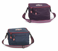 Shires Team Luggage Range - Riding Hat Bag (Navy Or Purple)