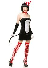 Sexy Kitty Cat Adult Womens Costume