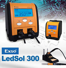 NEW EXSO Digital Soldering Station Accurate Temp. Control USED for SAMSUNG PHONE