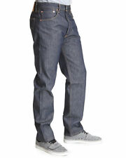Levi's 501 Original Shrink-to-Fit Blue Rigid Jeans #0000 **Free Shipping**