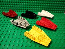 """Lego 1 pc of 4x7 inverted wedge hull 2x3 base ship airplane""""You pick your color"""""""