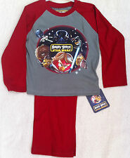 STAR WARS ANGRY BIRDS LONG PYJAMAS NEW STYLE AGE 3 YEARS TO 10 YEARS