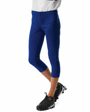A4 Women's Moisture Wicking Elastic Waistband Performance Softball Pant. NW6166