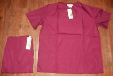 NATURAL UNIFORMS MEDICAL/NURSING SCRUB Set BRAND NEW with Tags!