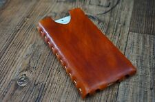 Handmade Vintage Leather Case Pouch Purse Sleeve Cover fit iPhone 4 4S 5 5S 5C