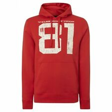 Under Armour Wales Storm Hoody Red and Stone