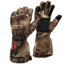 Gerbing's 7V Camo Fleece Gloves Heated(Mens)-Outdoor