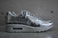 Nike Air Max 1 SP 'Liquid Silver' - Metallic Silver/Light Bone