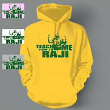 Teach Me How to BJ Raji Funny GREEN BAY PACKERS Hoodie